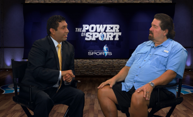 Image of Rudy Bernal and Hector Ledesma on Power of Sport Set