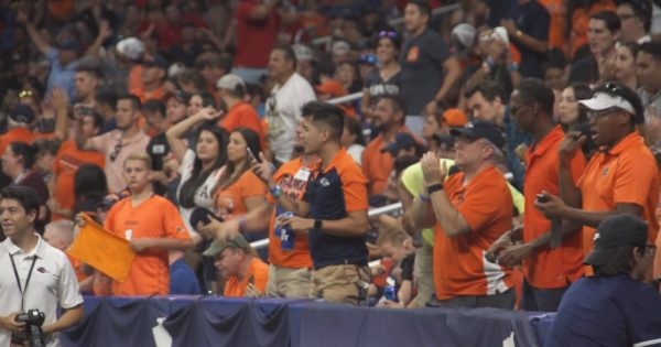 IMAGE OF UTSA FANS
