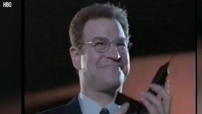 Image of Robert Wuhl in HBO's Arliss