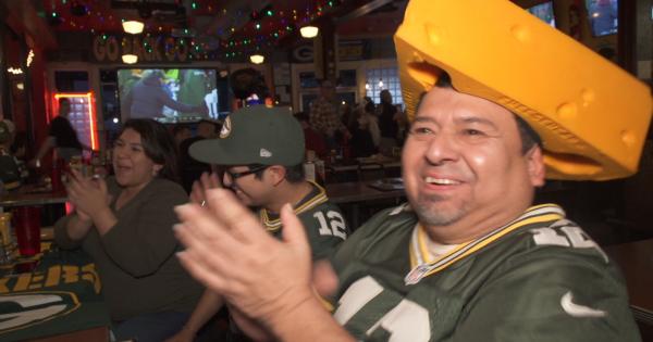 Image of Packers Fan