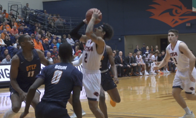 Image of UTSA Basketball