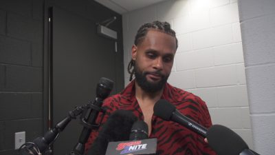 Image of Patty Mills