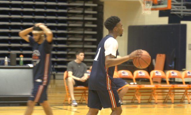 Image of UTSA Basketball
