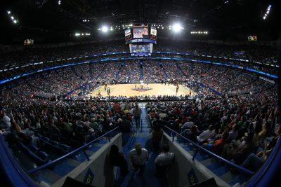 Image of NBA arena
