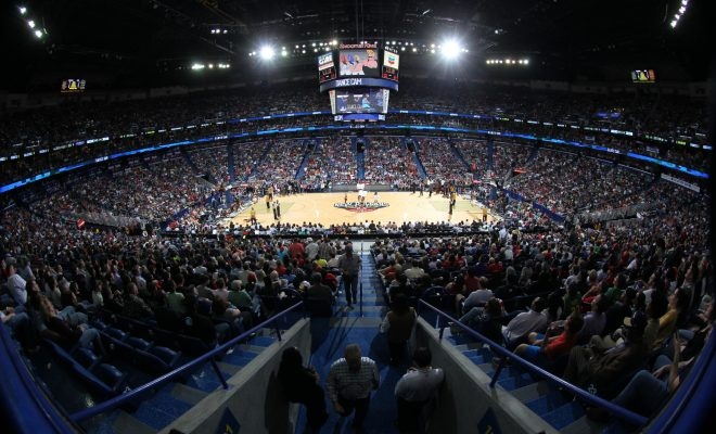 Image of NBA arena