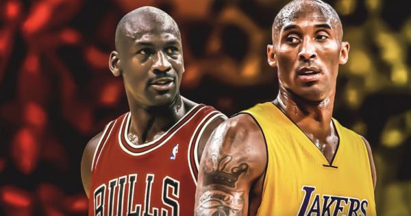 Image of Kobe and Michael