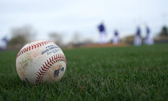Image of baseball