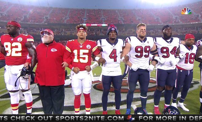 NFL National Anthem