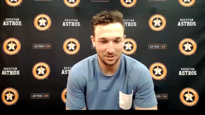 Image of Alex Bregman